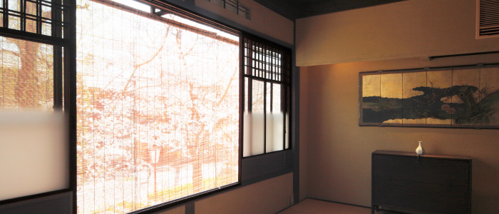 1F Living room and Japanese room