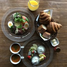 à peu près- Kyoto-based French restaurant starts a new established partnership with Aoi Hotels&Resorts